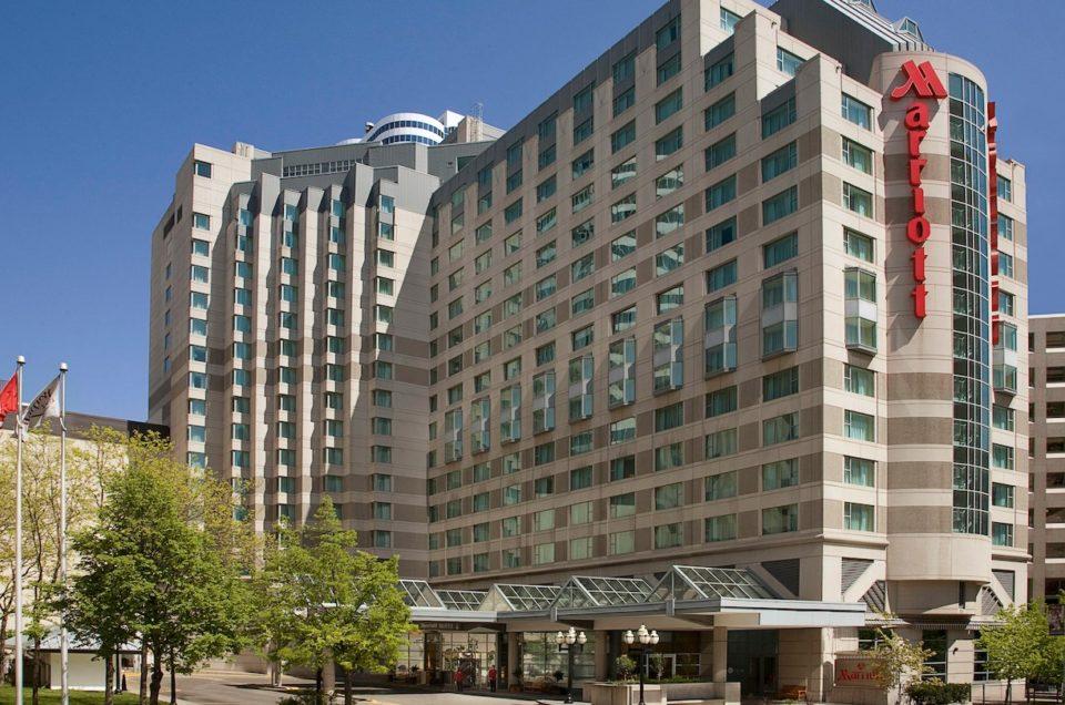 Marriott Toronto Eaton Centre Hotel